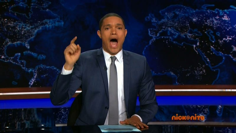 Illustration for article titled Here's Trevor Noah's FirstDaily Show Monologue, Which Totally Didn't Suck