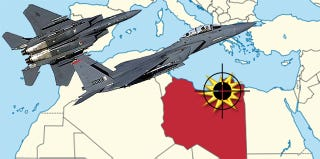 "Illustration for article titled USAF F-15Es Strike At ""Marlboro Man"" Terror Kingpin In Eastern Libya"
