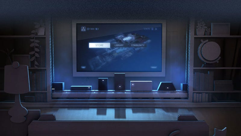Valve Announces 'Steam Machines,' Hopes To Improve Living Room Gaming