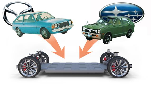 Tesla Needs Subaru or Maybe Mazda to Succeed
