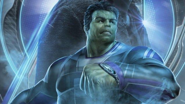 Professor Hulk Is Avengers: Endgame s Gift to Bruce Banner