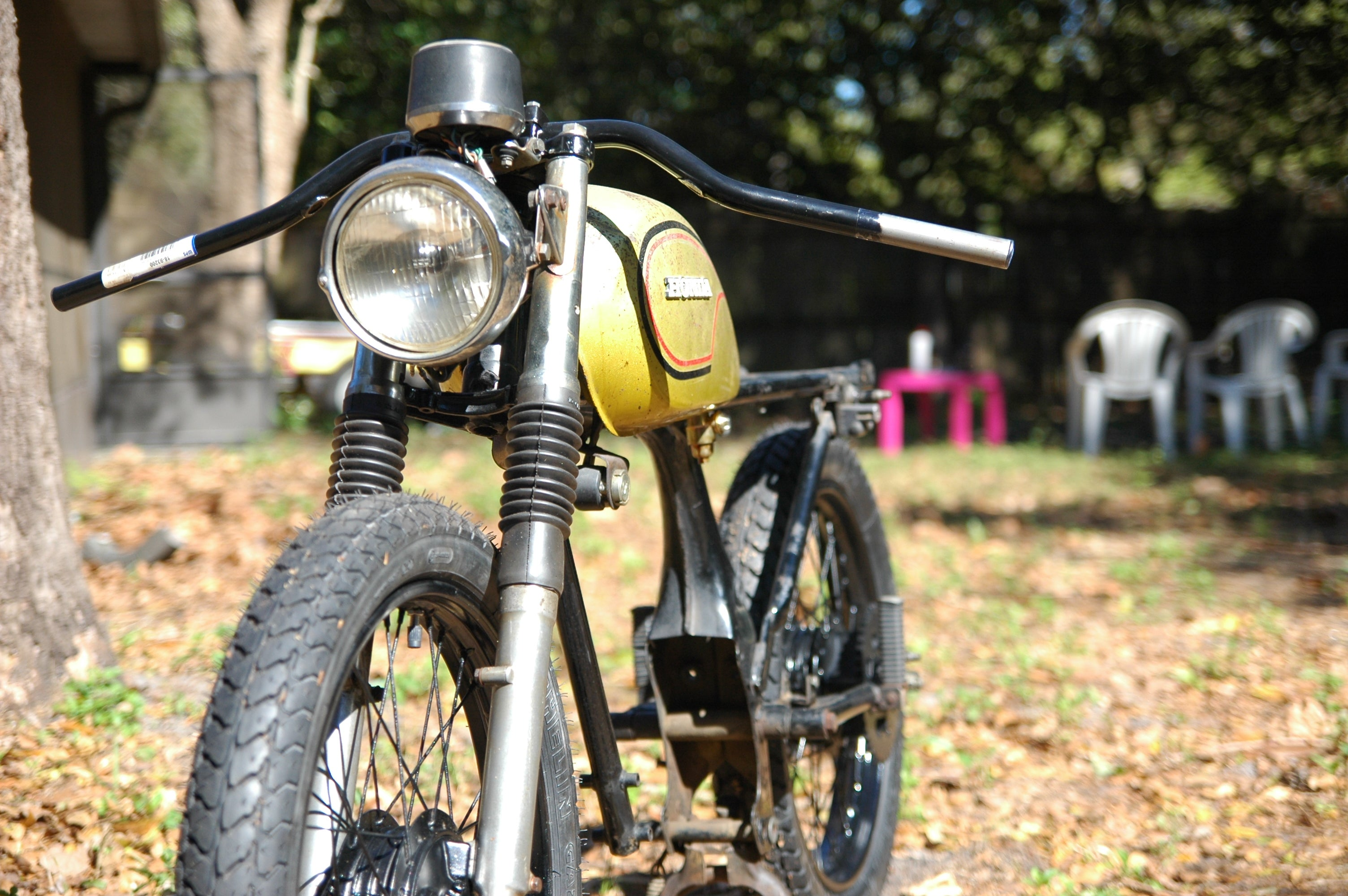 1362306044881137958 how i rebuilt an extremely sketchy honda cl100 scrambler for under 1972 CL100 Project at panicattacktreatment.co