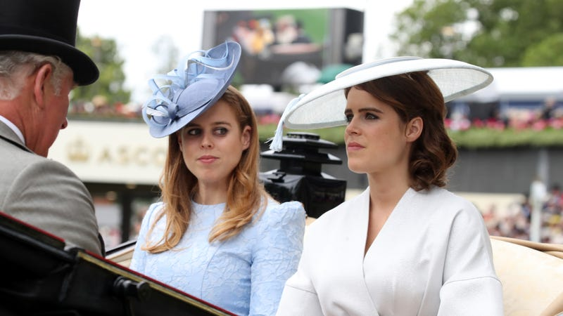 Illustration for article titled Princess Eugenie Busted for Off-Limits Palace 'Gramming