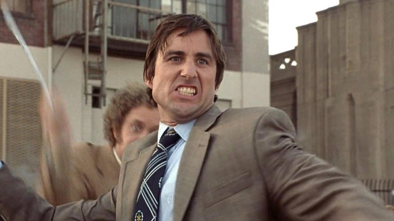 Luke Wilson is bringing some of that Anchorman violence to the DC Universe.