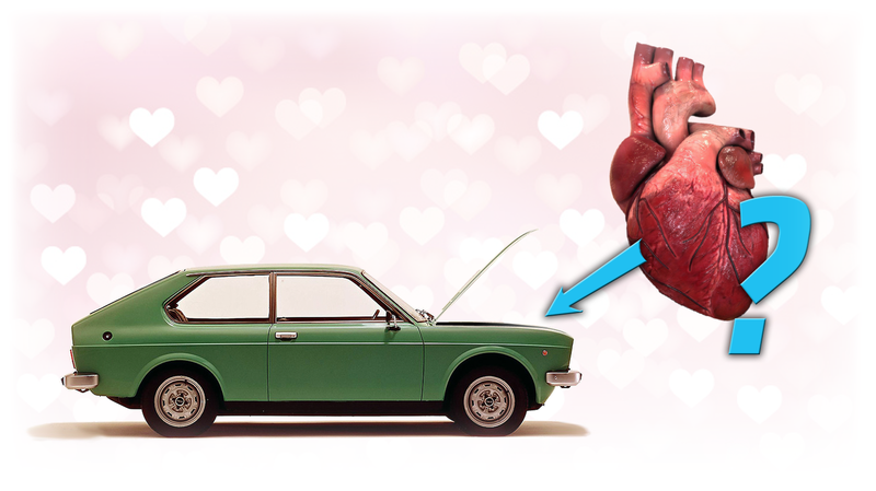 Illustration for article titled Here's How You Could Replace Your Car's Fuel Pump With A Human Heart