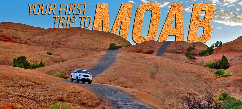 Illustration for article titled 10 Things To Know Before You Go: Moab, Utah 'America's Off-Road Capital'