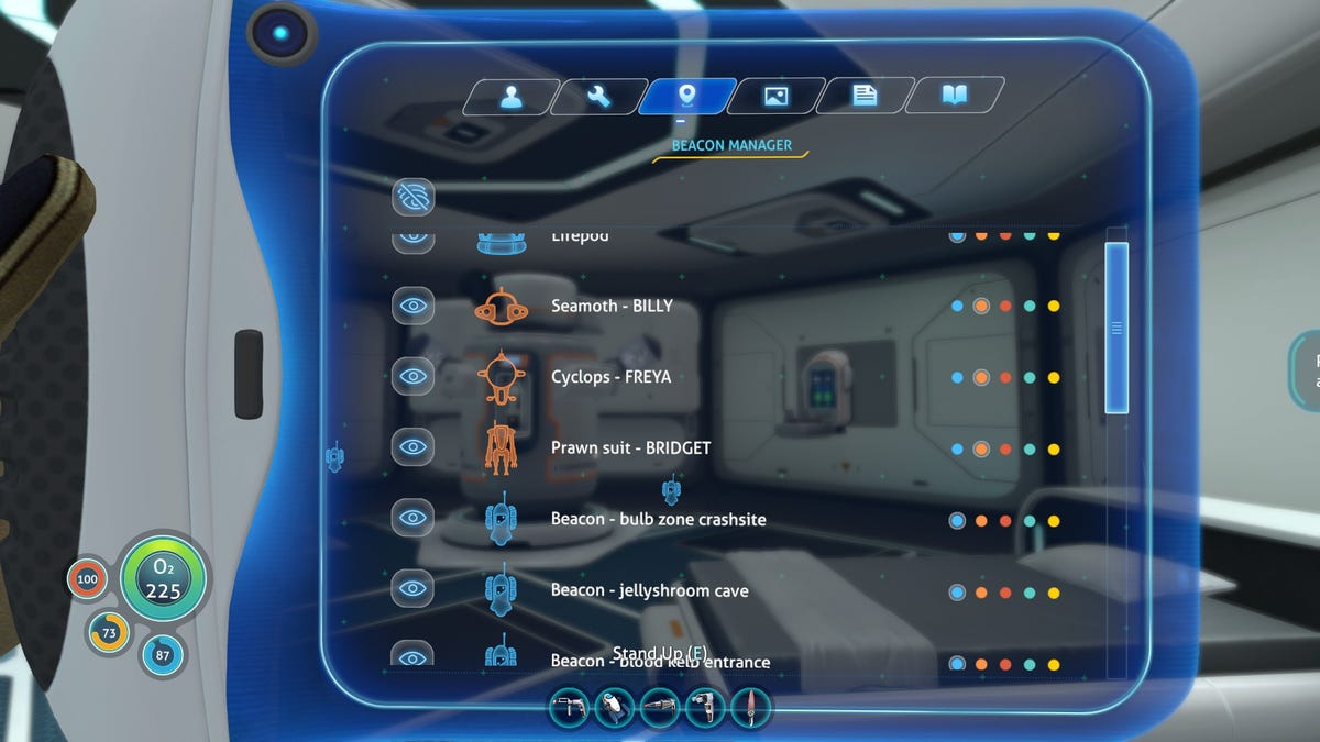 Tips For Playing Subnautica