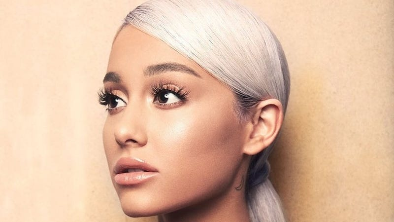 Ariana Grande Finally Takes A Risk On Sweetener
