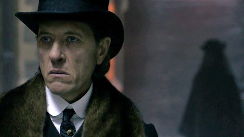 Image: Richard E. Grant in Doctor Who, BBC