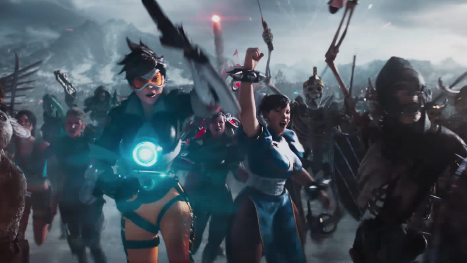 Anime Characters In Ready Player One : The new ready player one trailer is filled with video game anime