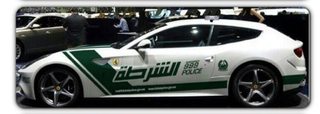 Illustration for article titled The Dubai Police got a Ferrari FF, too