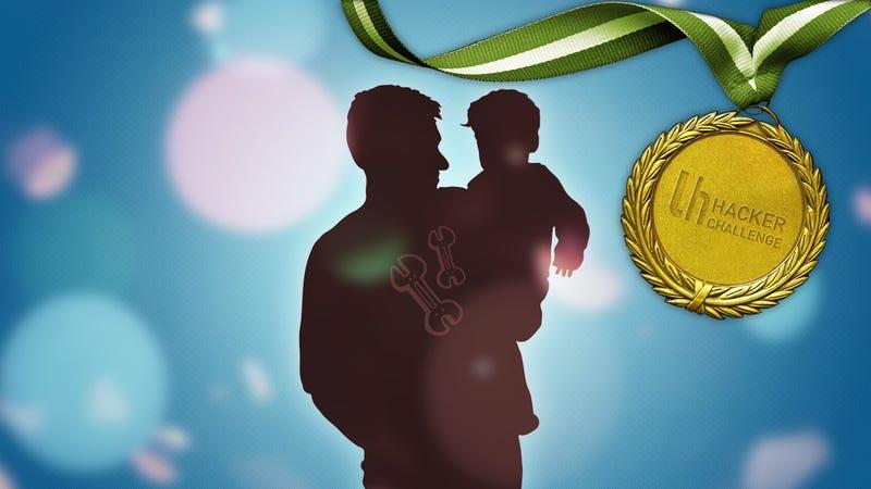 Illustration for article titled Hacker Challenge: Share Your Best DIY Parenting Hacks