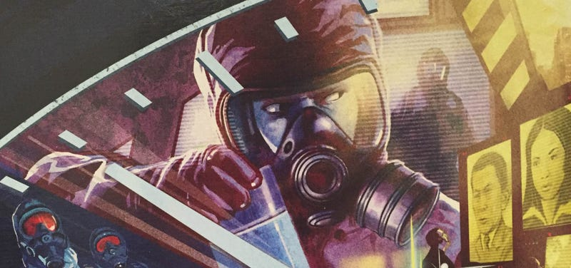 Illustration for article titled The Great Board Game Pandemic Is Even Better With The Risk Legacy Treatment