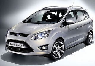 Illustration for article titled Ford Grand C-Max Headed For U.S.