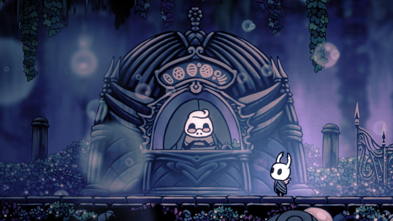 Illustration for article titled Hollow Knight And The Art Of The Video Game Joke