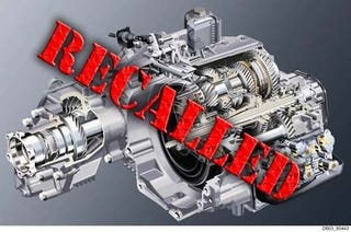 Illustration for article titled VW Voluntarily Recalls 13,500 Vehicles Over DSG Transmission Woes