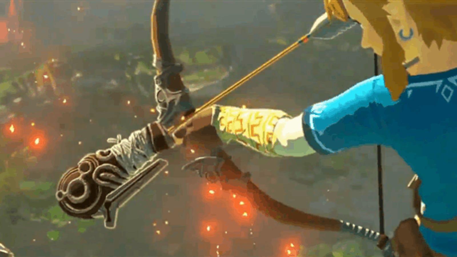Shigeru Miyamoto muestra más novedades del próximo Zelda