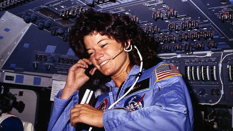 Illustration for article titled RIP Sally Ride, the First American Woman In Space