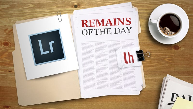 Illustration for article titled Remains of the Day: Adobe Lightroom on Android Can Now Shoot RAW Photos