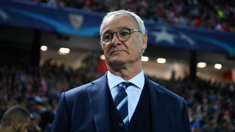 Ranieri's sacking a warning to rugby, says England coach