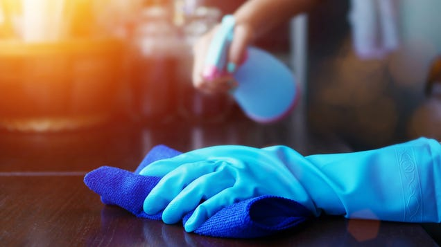 These Disinfectants Have Been Proven to Work Against the Coronavirus