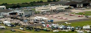 Illustration for article titled Shoreham Airshow Crash, Three Days On.