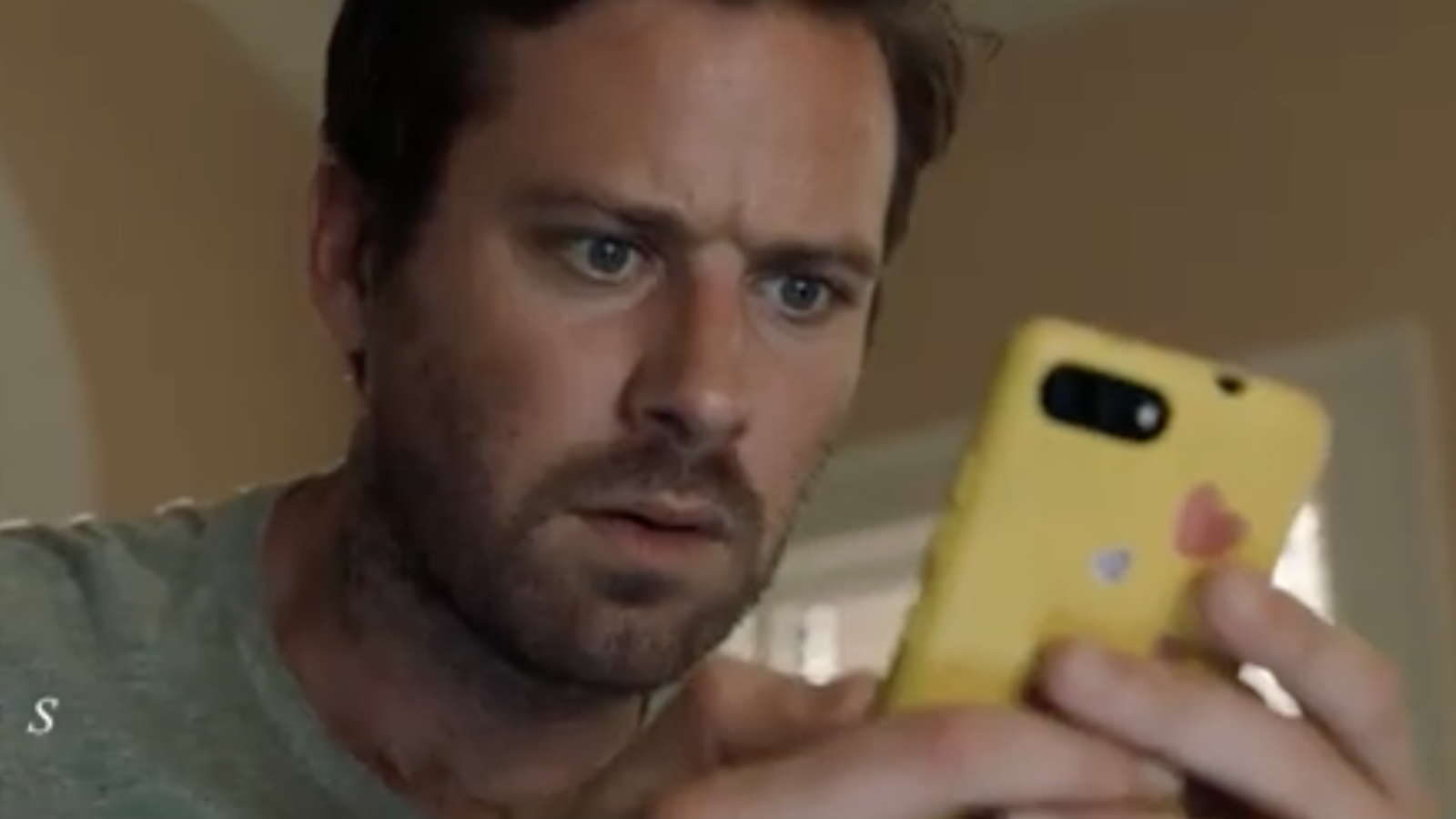 Hulu's Wounds Pits Armie Hammer Against a Cell Phone That Opens a Gateway of Terror