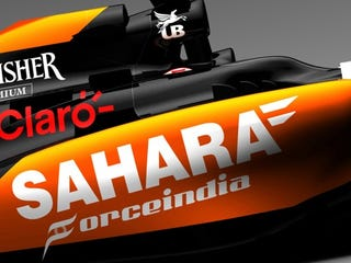 Illustration for article titled Sahara Force India Press Release