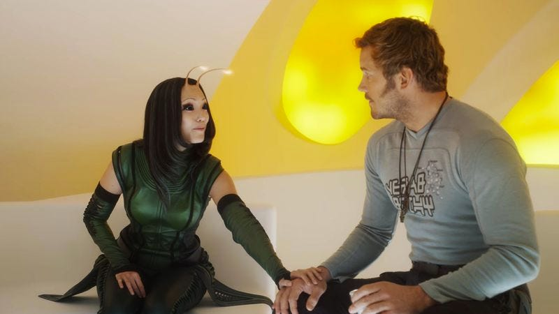 Pom Klementieff as Mantis in Guardians Of The Galaxy Vol. 2 (2017)