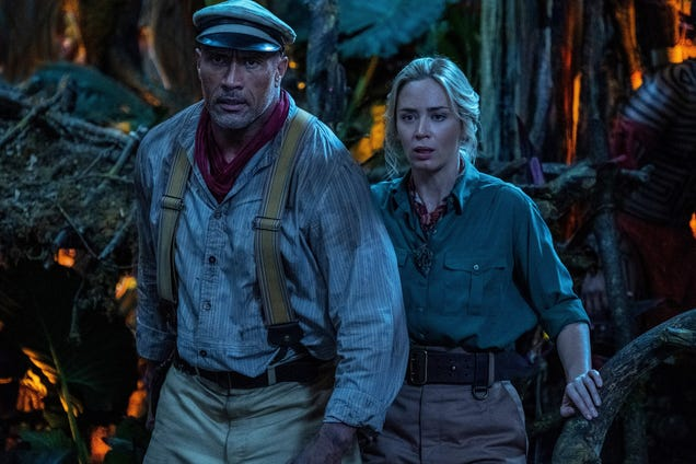 How Jungle Cruise Producers Built a Cinematic World for a Theme Park Ride