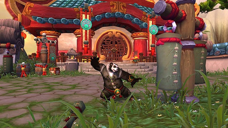 Illustration for article titled Here's What Will Happen When Blizzard Throws The Switch For Mists of Pandaria