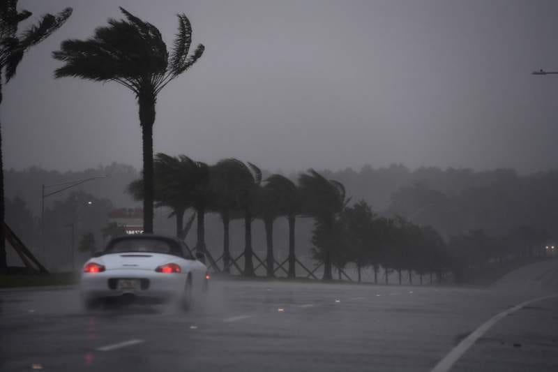 Illustration for article titled When There Is Hurricane, But Porsche Is Life