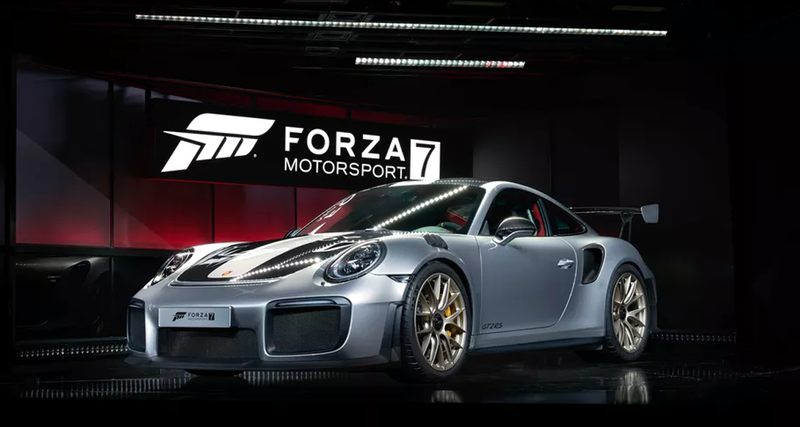Illustration for article titled The New Porsche 911 GT2 RS Just Dropped At E3 And It's The Most Powerful 911 Ever
