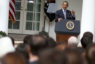 President Obama (Getty)