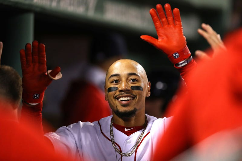Illustration for article titled Come On, The Red Sox Can't Actually Get Rid Of Mookie Betts, Can They?