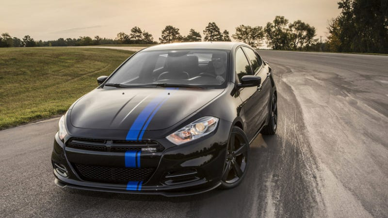 Illustration for article titled The Dodge Dart SRT Will Be A Turbo AWD WRX Fighter