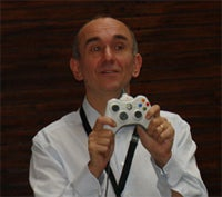 Illustration for article titled Peter Molyneux Is All About The PS3 Digs