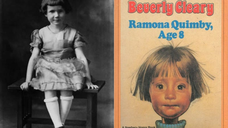 Illustration for article titled Most People Love Ramona Quimby, But I Remember Beverly Cleary
