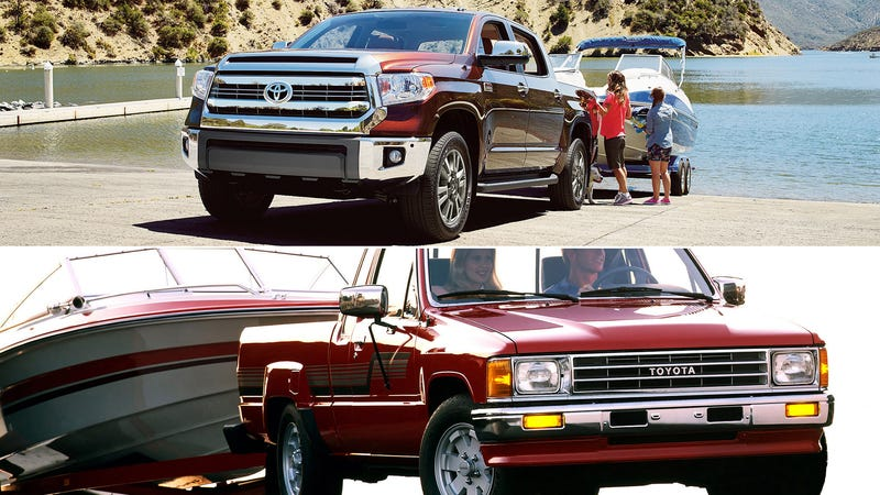 New Pickup Trucks Get The Same Gas Mileage They Did In The ...