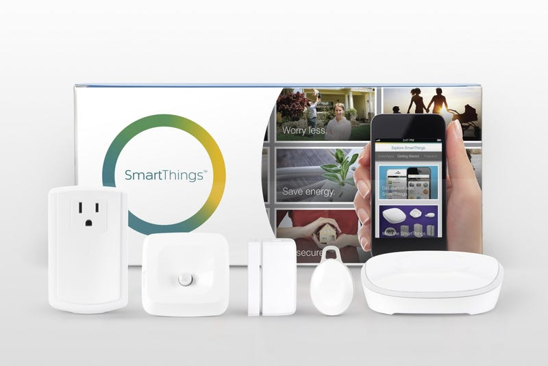 Illustration for article titled Samsung compra SmartThings y se apunta a la Internet de las cosas