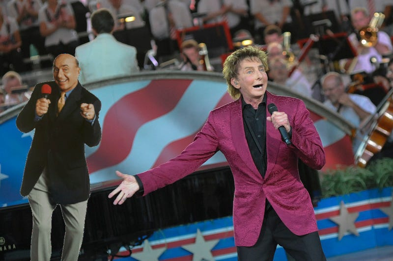 Illustration for article titled The Dick Vitale Concert Series: Barry Manilow