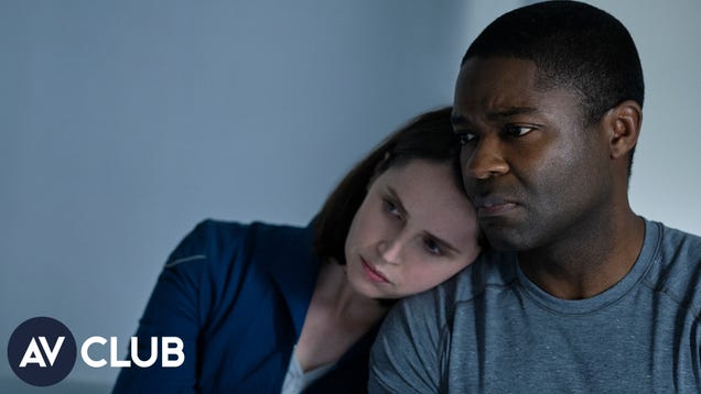 The Midnight Sky's Felicity Jones and David Oyelowo on pregnancy in space
