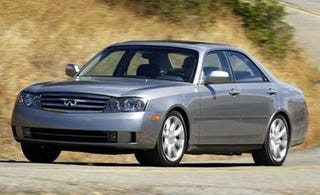 Illustration for article titled 2003 Infiniti M45