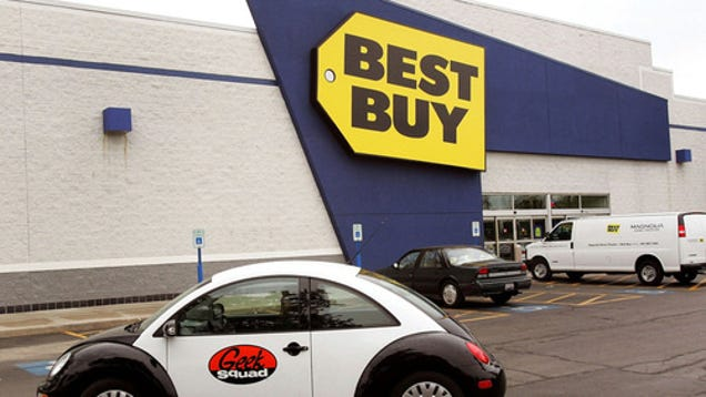 Best Buy Partners With Ford Planning Auto Service Takeover
