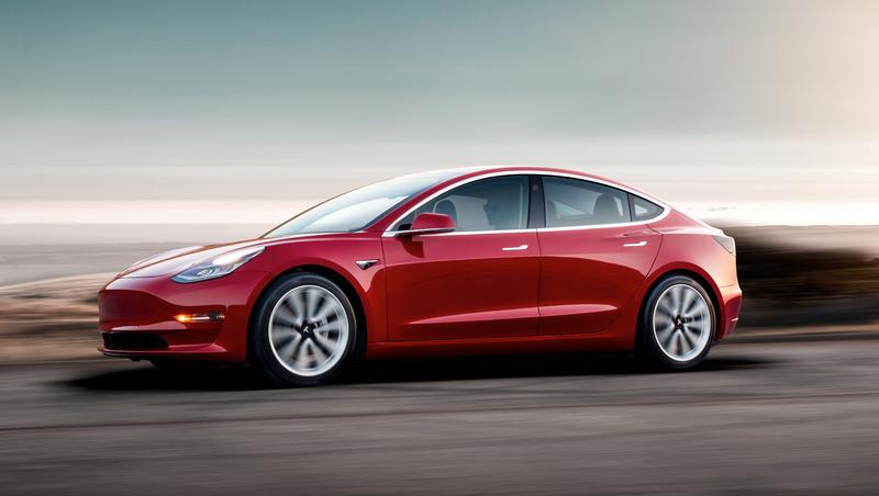 Photo credit Tesla