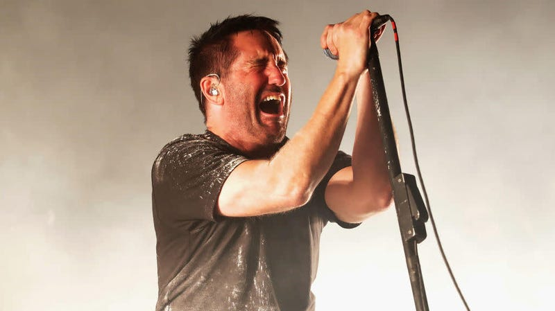 Illustration for article titled Nine Inch Nails' former art director shares story of carrying out world's most irritating prank on tour
