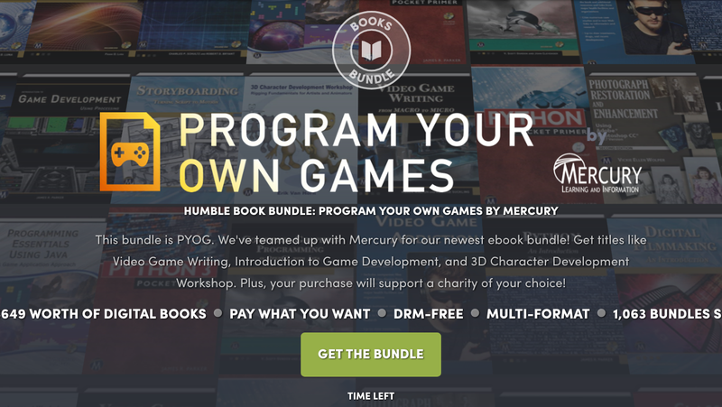 Program Your Own Games | Humble