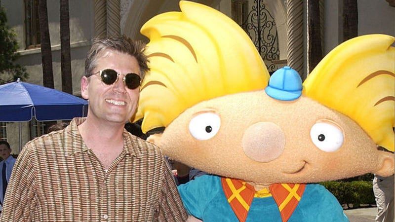 Hey Arnold! creator Craig Bartlett (Photo: Jean-Paul Aussenard/WireImage)