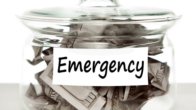 Don't Forget the Little Things When You Save for Your Emergency Fund