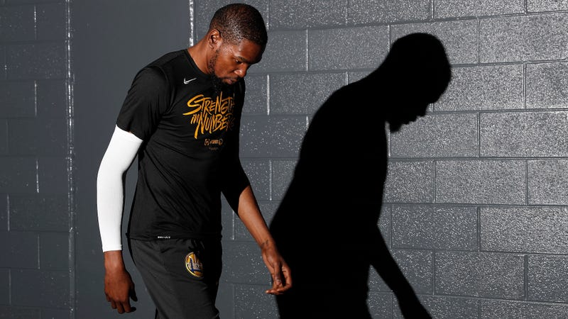 Illustration for article titled Kevin Durant Still Hasn't Logged Off